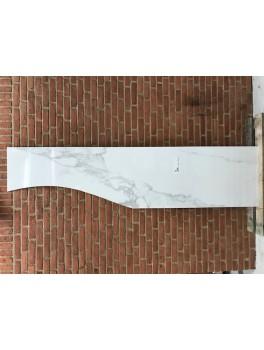 Calcatta White Glossy / 60 x 125 eller 40 x 184 cm-20