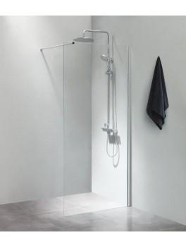 Cassøe SLIM Klar Isglas 70 80 90 100 x 200 cm-20