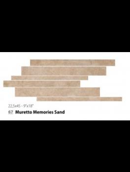 CeramicaSantAgostinoMemoriesSandMurretto225x45cm56m2REST-20