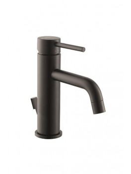 Newform XT badeværelses armatur i mat sort uden løft op ventil fra Cassøe-20