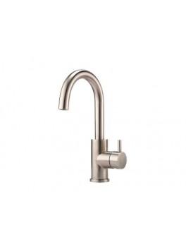 Noba W4 badeværelses armatur i rustfri stål fra Cassøe-20