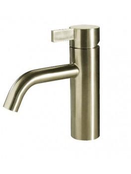 Noba W4 badeværelses armatur i børstet messing fra Cassøe-20