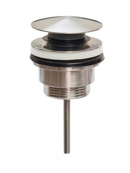 Universal klik-ventil i rustfri stål fra Cassøe-20