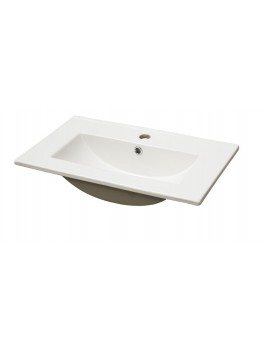 POR-60-80-100-120 Heldækkende porcelænsvask Hvid-20