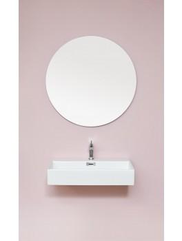 Plain spejl Ø 60 Ø 80 Ø 100-20