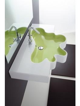 SPLASH håndvask i GUL fra Cassøe-20