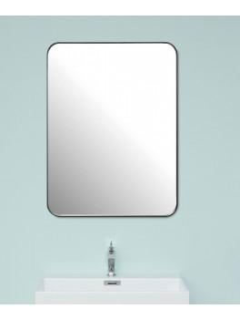 SpejlmedafrundedekanterogsortmetalrammefraCasse60x80cm120x80cm-20