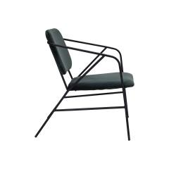 Grøn Klever loungestol fra House Doctor