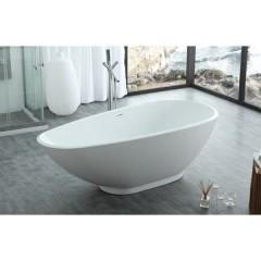 Fritstående badekar Nørresø - 190 cm