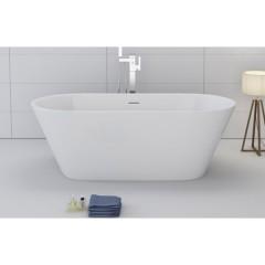 Fritstående badekar Nørrestrand - 170 cm