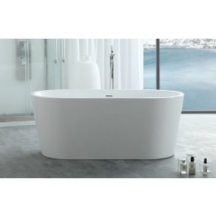 Fritstående badekar Søndersø - 135 - 150 - 170 cm