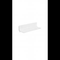 Hylde - 46 og 64 cm - Hvid - Sort
