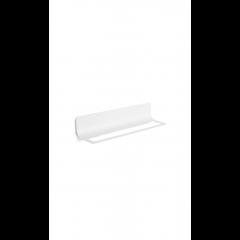 Håndklæde- / tilbehørsholder - Hvid - Sort