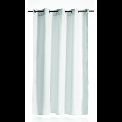 Bruseforhæng - Hvid - Lys grå