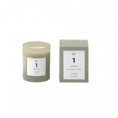 No. 1 - Parsley lime duftlys med soja voks fra Bloomingville