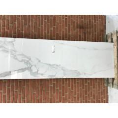 Calcatta White Glossy / 73x 320 cm