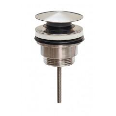 Universal klik-ventil i rustfri stål fra Cassøe