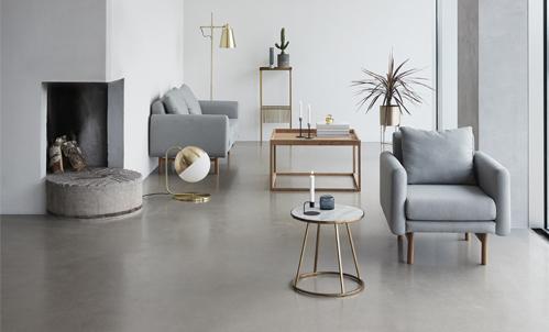Gå til møbler